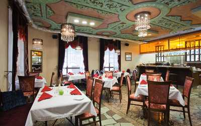 Банкетный зал кафе Грильяж на улице Академика Шварца фото 3