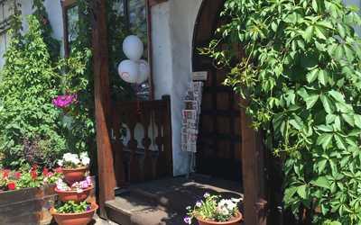Банкетный зал ресторана Корчма Тарас Бульба на Моховой улице