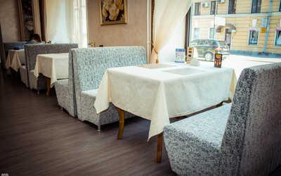 Банкетный зал ресторана Хочу Шашлык на Невском проспекте фото 2