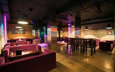 Банкетный зал караоке клуб Хука (Hookah Project) на улице Шейнкмана фото 2
