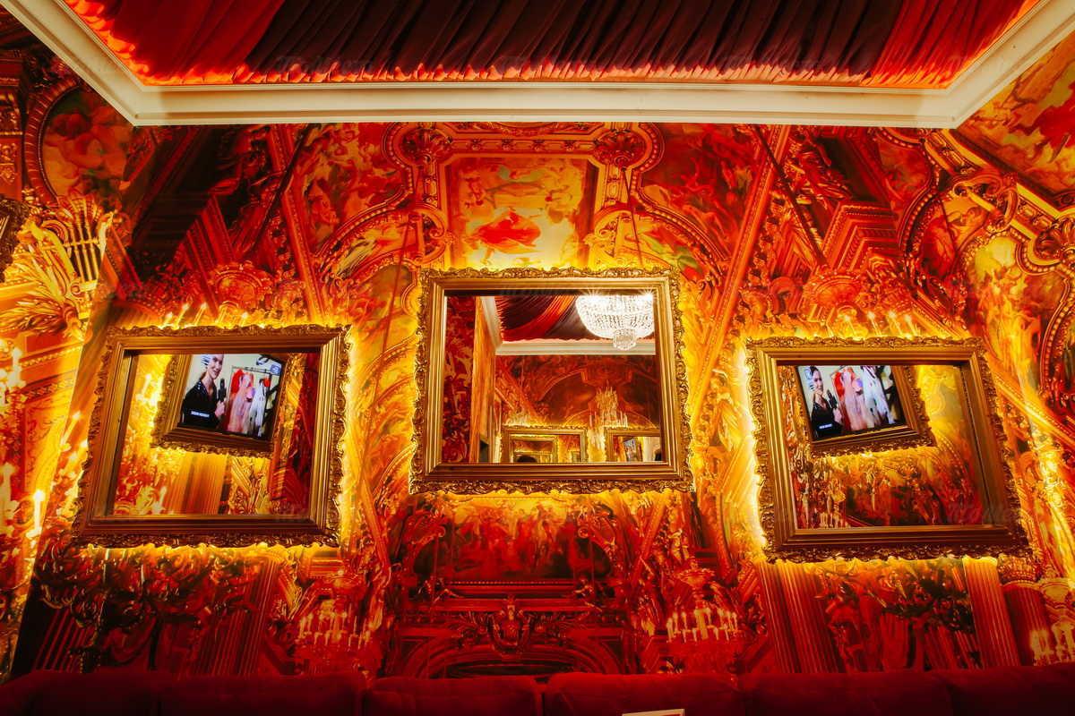 Меню  Red Club на Московском проспекте