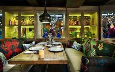 Банкетный зал ресторана Бельмесы на проспекте Ленина фото 1