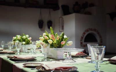 Банкетный зал ресторана Вечера на хуторе на улице Декабристов фото 3