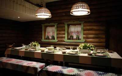 Банкетный зал ресторана Вечера на хуторе на улице Декабристов