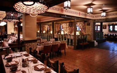 Банкетный зал ресторана Вечера на хуторе на улице Декабристов фото 1