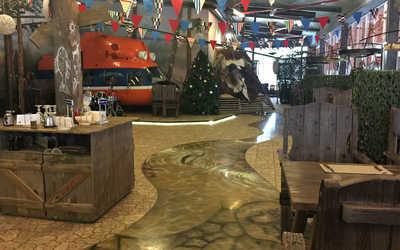 Банкетный зал ресторана Экспедиция на Кожевенной улице фото 3