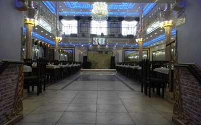 Банкетный зал кафе Беркут на Алма-Атинской фото 2