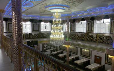 Банкетный зал кафе Беркут на Алма-Атинской фото 1