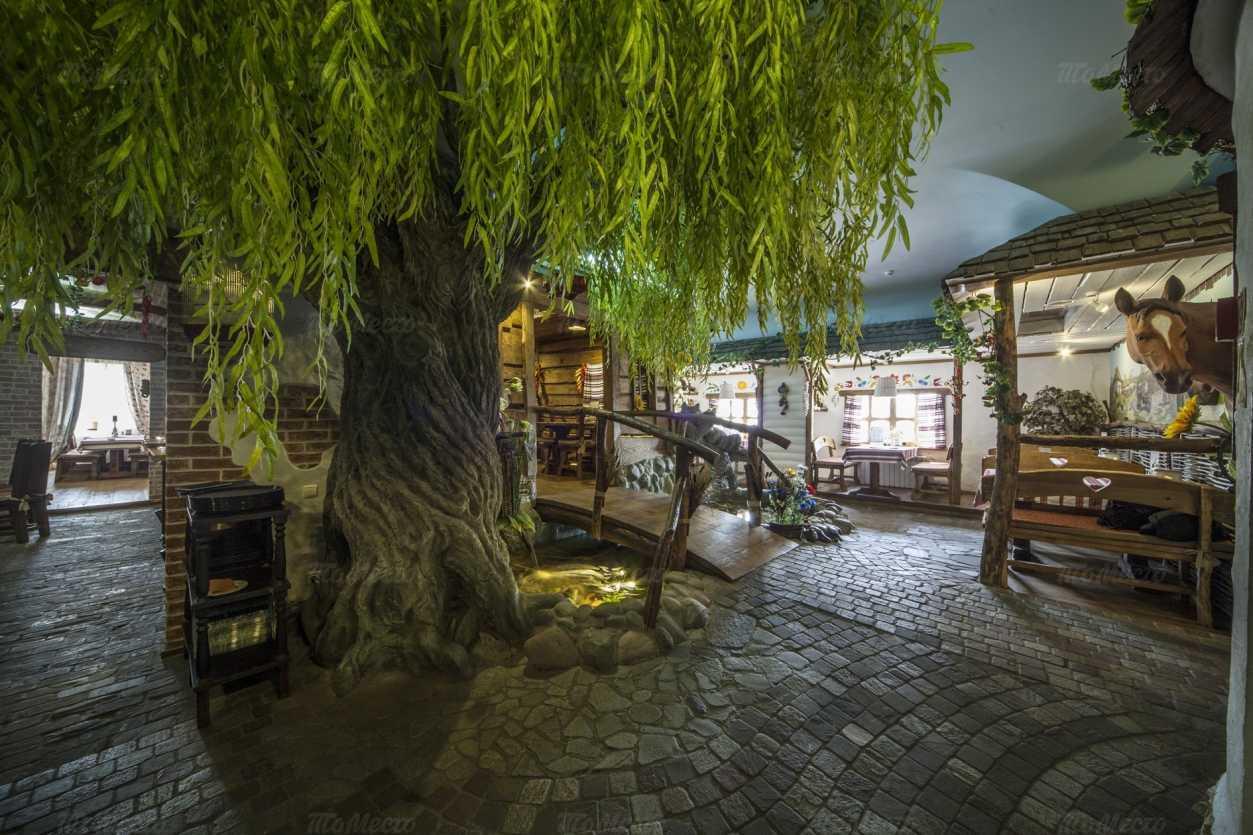 Меню ресторана Шинок на Ново-Вокзальной улице