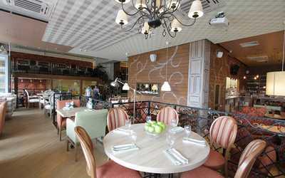 Банкетный зал ресторана Хорошее Место на Планерной улице