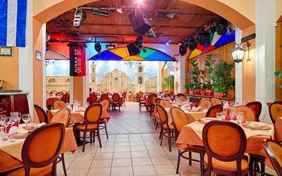 Банкетный зал ресторана Старая Гавана на улице Талалихиной