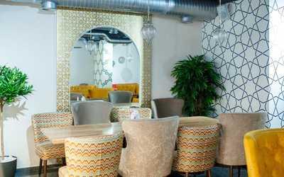 Банкетный зал ресторана Марокко на улице Рихарда Зорге фото 1