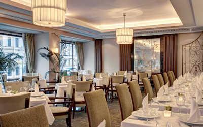 Банкетный зал ресторана Imperial Restaurant (Империал) на Невском проспекте фото 2