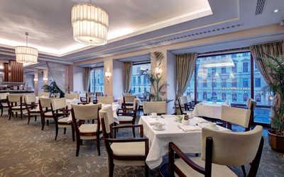 Банкетный зал ресторана Imperial Restaurant (Империал) на Невском проспекте фото 1