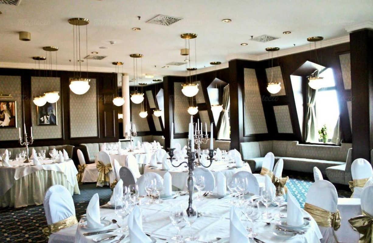 Меню ресторана Landskrona (Ландскрона) на Невском проспекте