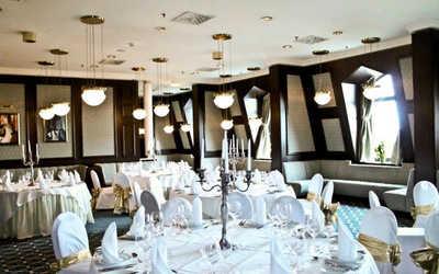 Банкетный зал ресторана Landskrona (Ландскрона) на Невском проспекте