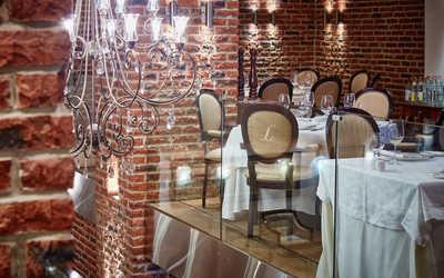 Банкетный зал ресторана Le Restaurant на 2-й Звенигородской улице