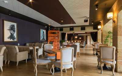 Банкетный зал кафе, ресторана Генри (Henry) на Петровской набережной фото 3