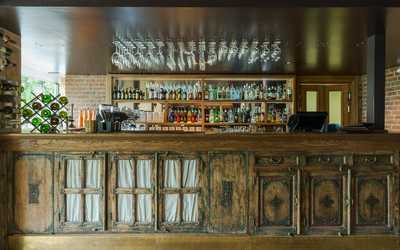 Банкетный зал кафе, ресторана Генри (Henry) на Петровской набережной фото 2