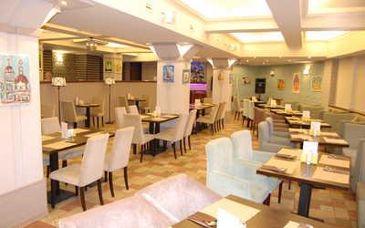 Банкетный зал кафе Ротонда на Новочеремушкинской улице