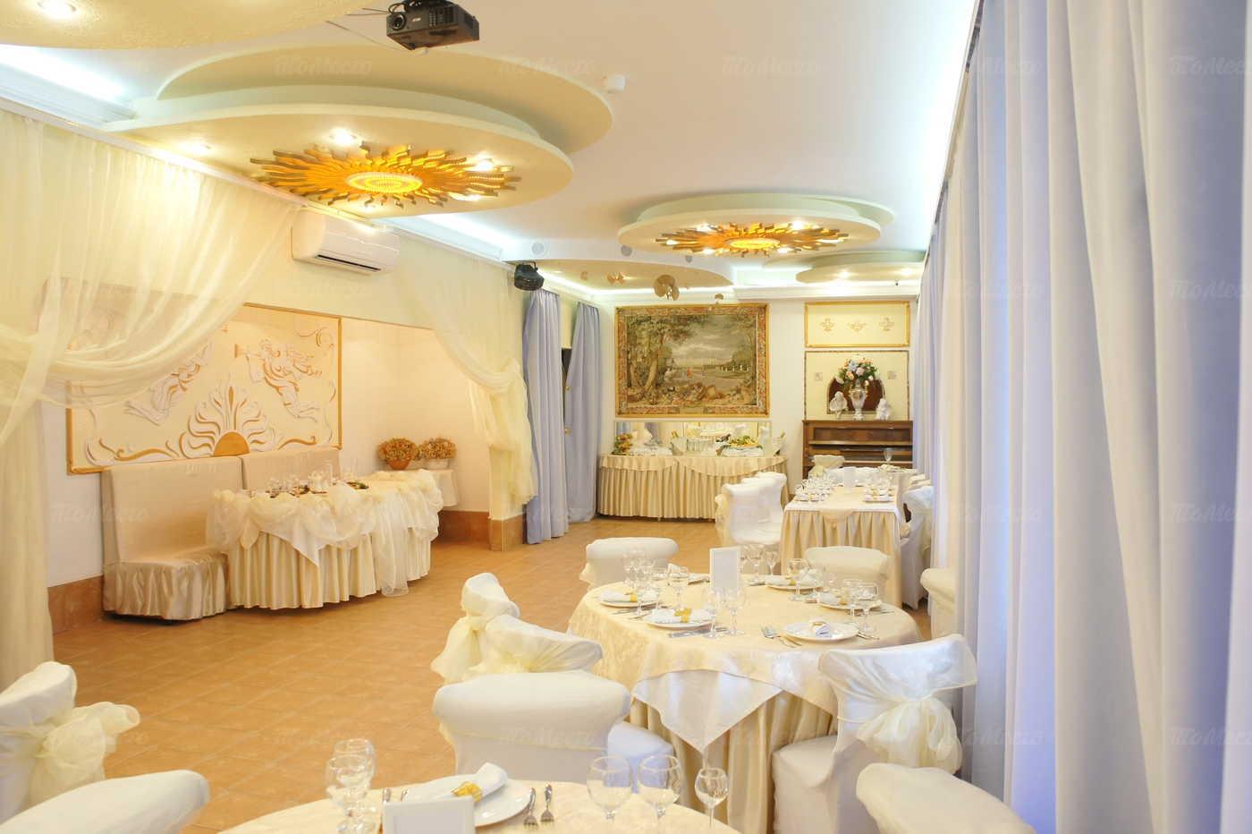 Меню ресторана Русское солнце на 5-й Советской улице
