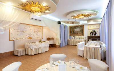 Банкетный зал ресторана Русское солнце на 5-й Советской улице