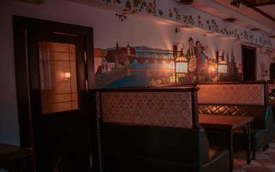 Банкеты пивного ресторана Чешский дворик на улице Дзержинского фото 3