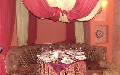 Банкетный зал ресторана Богема на Самарской улице