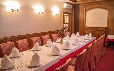 Банкетный зал ресторана Царская охота на проспекте Дзержинского