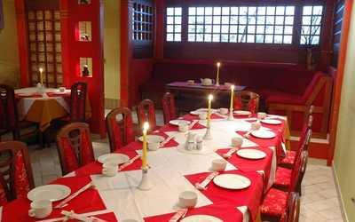 Банкетный зал ресторана Мао на улице Бориса Богаткова фото 2
