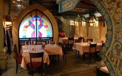 Банкетный зал ресторана Аладдин на улице Романова фото 1