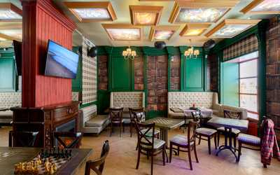 Банкетный зал кафе Кулички на улице Невельского