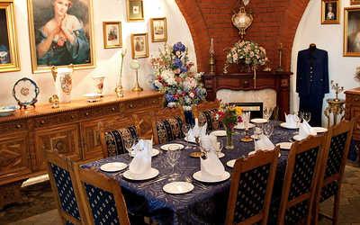 Банкетный зал ресторана Райский сад на Красном проспекте