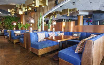 Банкетный зал ресторана Латинос (быв. Латинский квартал) на Кутузовском проспекте