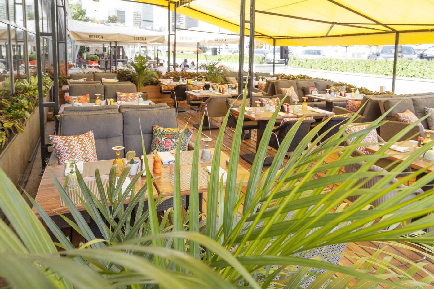 Меню ресторана Латинос (быв. Латинский квартал) на Кутузовском проспекте
