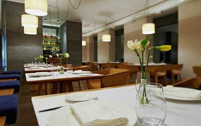 Банкетный зал ресторана Соль (Salt) на улице Фрунзе фото 1