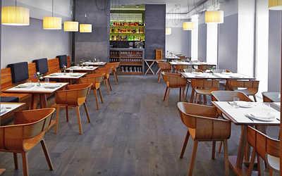 Банкетный зал ресторана Соль (Salt) на улице Фрунзе фото 3