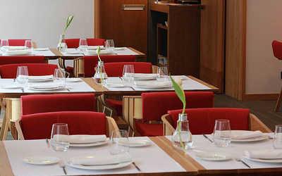 Банкетный зал ресторана Соль (Salt) на улице Фрунзе фото 2