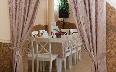 Банкетный зал кафе Прованс на Красном проспекте