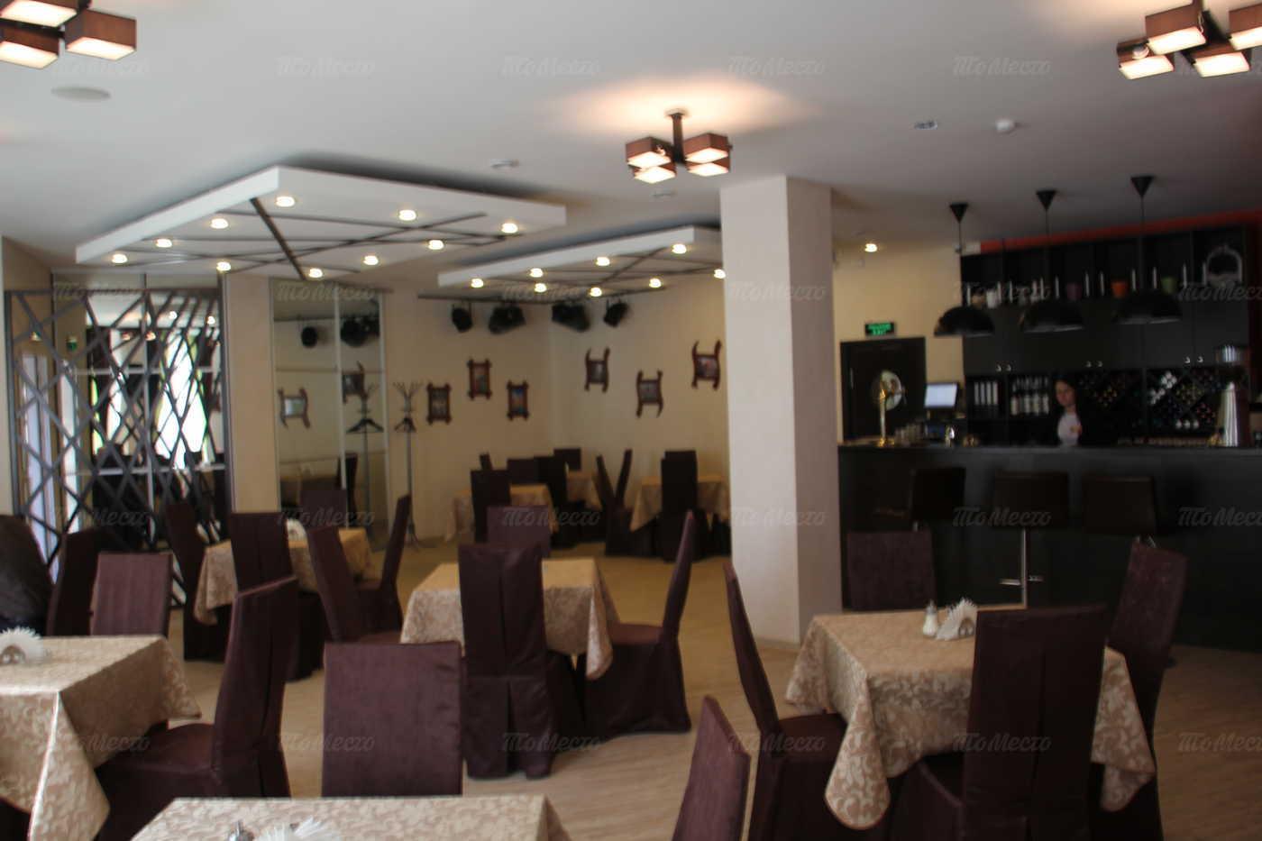 Меню караоке клуб БИС lounge bar (БИС караоке) на улице Галущака
