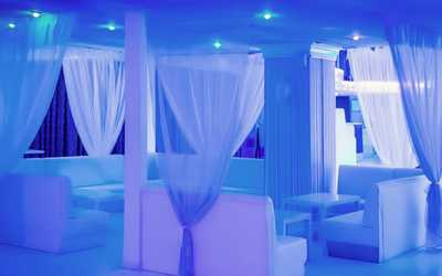 Банкетный зал ночного клуба Облака (Облака voice and music hall) на улице Галущака