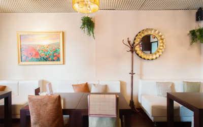 Банкетный зал ресторана Из Маков на проспекте Елизарова фото 3