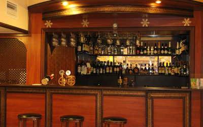Банкетный зал ресторана Зейтун на Южнобутовской улице