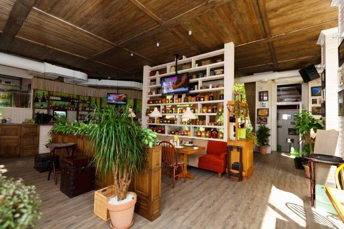 Меню ресторана Белая дача на улице Мира
