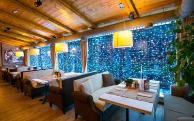 Банкетный зал ресторана Ателье вкуса на улице Яна Полуяна фото 1