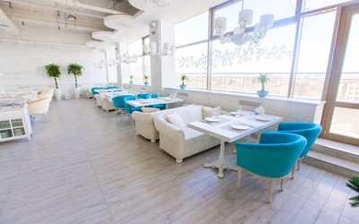 Банкетный зал ресторана Пастэль на улице Буденного