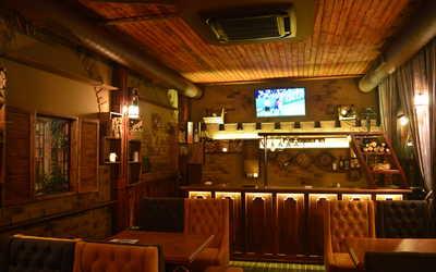 Банкетный зал ресторана Арин-Берд на улице Северной фото 3