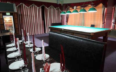 Банкетный зал бара Империал на улице Минской фото 3