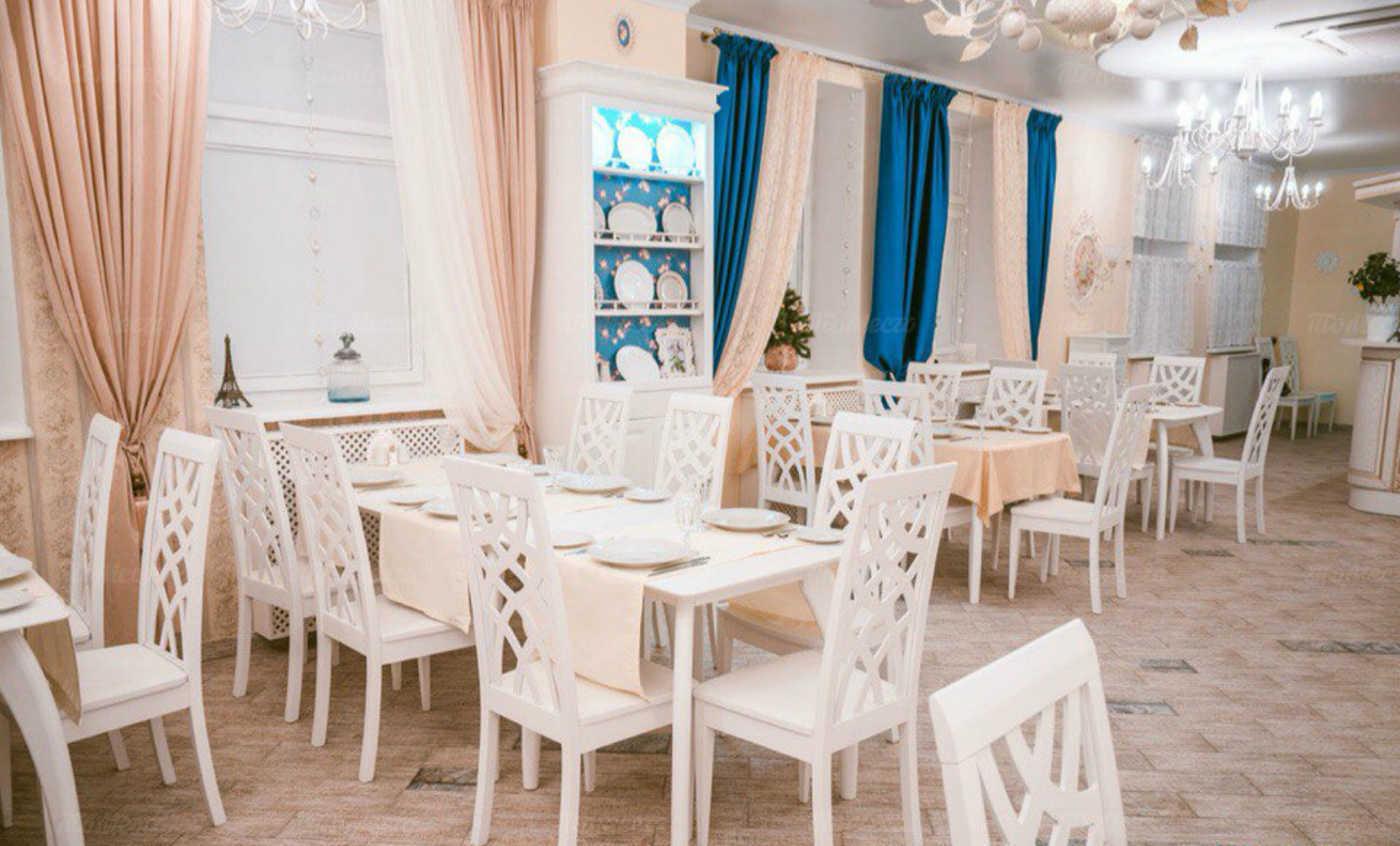 Меню ресторана Маленький Париж в Баныкиной