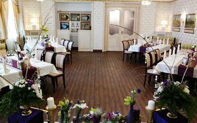 Банкетный зал ресторана Европа на улице Ленина фото 2